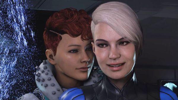 Mass Effect Face Mods